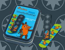 Produkt – Design für Maus-Jungsprodukte