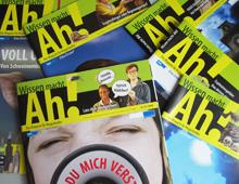 Magazin – Wissen macht Ah!